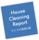 House Cleaning Report